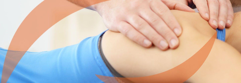 Physiotherapie Mobilisation der Schulter